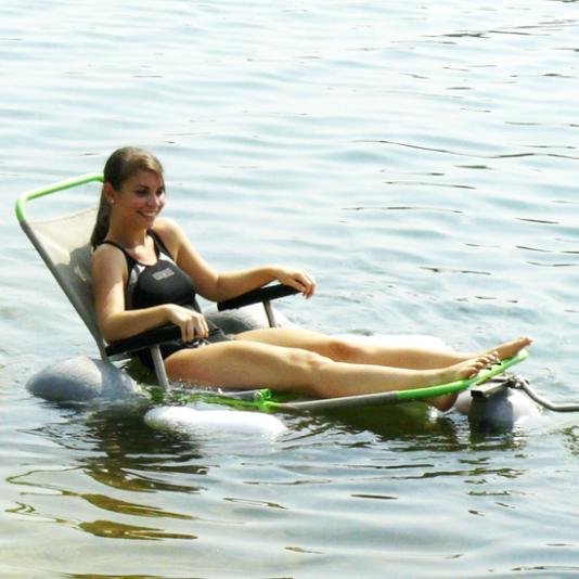 fauteuil amphiby - Archimède Jointec France