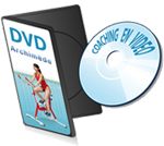 DVD - vélo de piscine - aquabike - Archimède