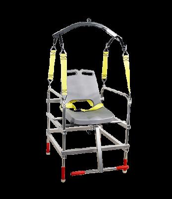 Fauteuil immergeable XXL archimède - Lève personne - Accessibilité handicapé