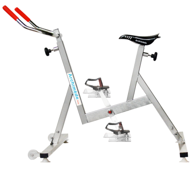 Vélo de piscine surbaissé - Aquabike - Archimède