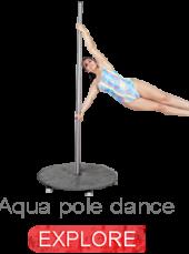 aqua pole dance