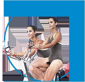 Guidon réglable - aquabike - vélo de piscine - Archimède