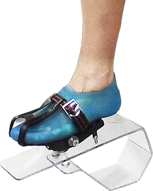 Cale pied - Vélo de piscine - aquabike - Archimède
