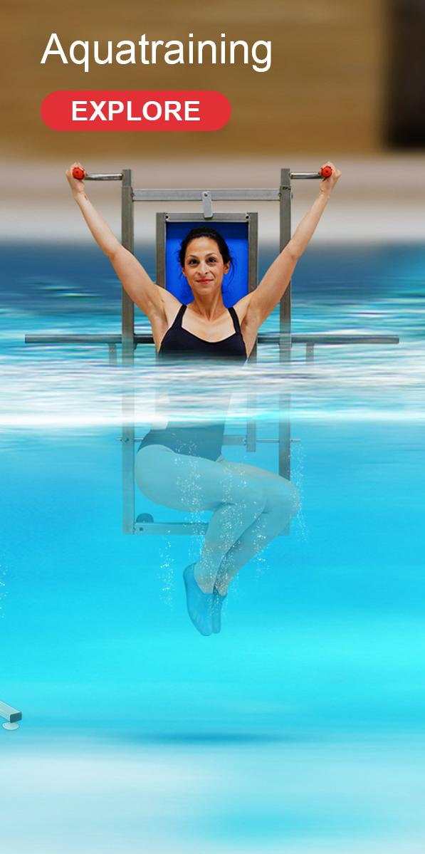 aquatraining - aquafit - archimède