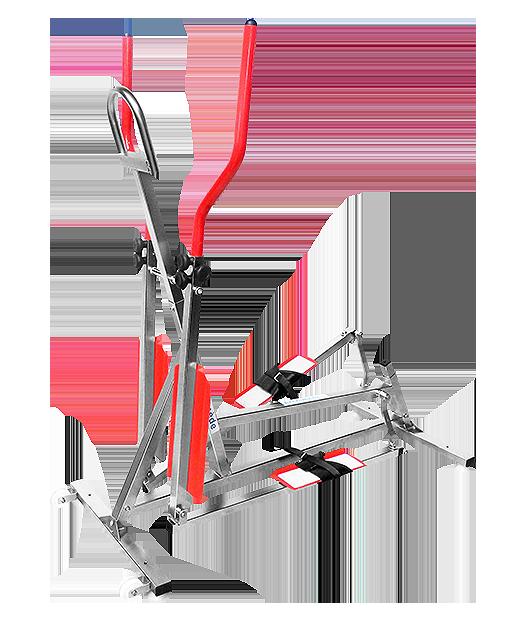 Aquaelliptique - vélo elliptique de piscine mano Basic - aquabike - Archimède