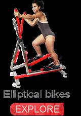 elliptical bikes