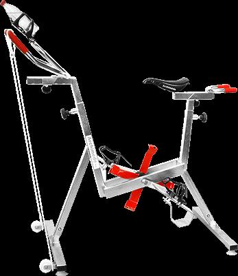 vélo de piscine - aquabike - aquafitness - optima pro - archimède