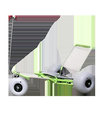 Fauteuil Amphiby archimède - Accessibilité handicapé