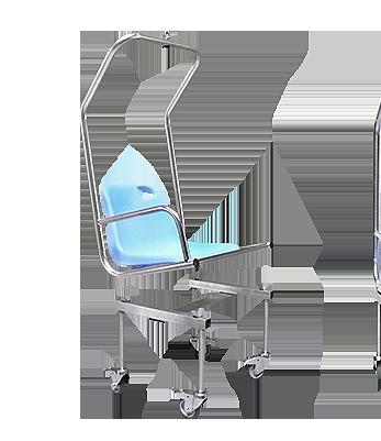 Chariot de stabilisation archimède - Lève personne - Accessibilité handicapé