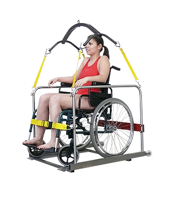 Nacelle immergeable archimède - lève personne picine - Accessibilité handicapé