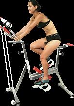 aquabike - vélos de piscine archimède