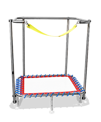 page-rehabilitation-Medical mini trampoline TM1000