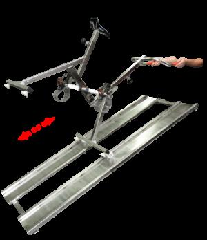 vélo de piscine - aquabike - aquafitness - Accessoire - archimède - Jointec france