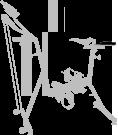 option - réglages - vélo de piscine silver 6 - archimède