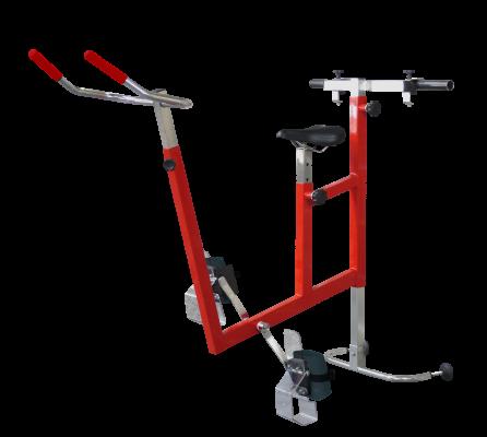 aquabike - vélo de piscine - vélos de thalassothérapie - Archimède
