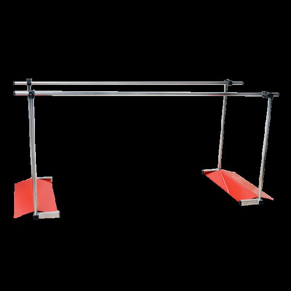 Barres parallèles Archimede - rééducation en piscine