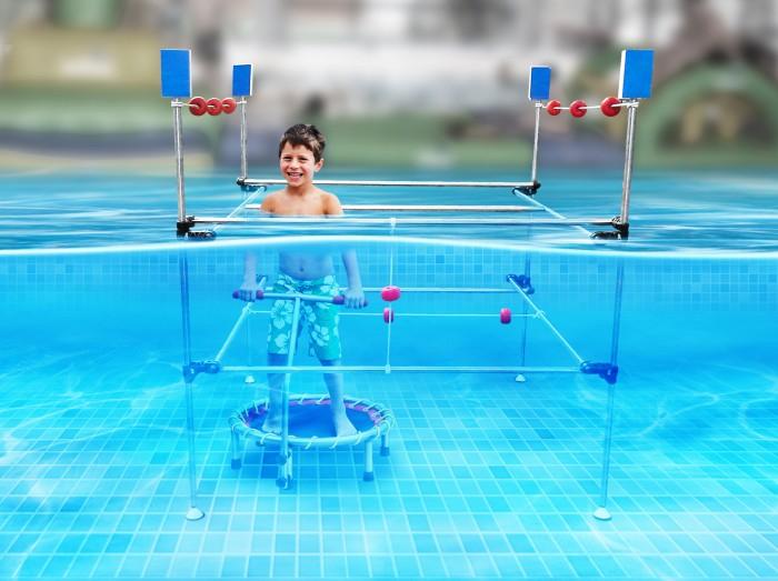 cage a ecureuil aquatique Archimède