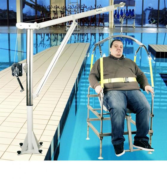 fauteuil immergeable xxl - Archimède Jointec France