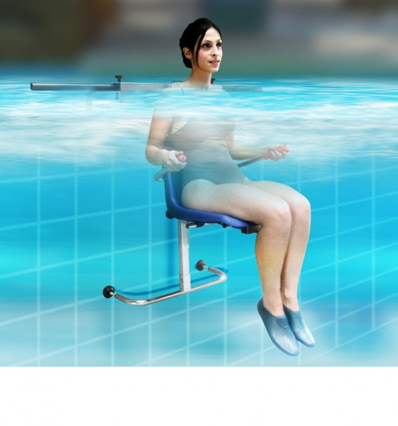 Siège de piscine Archimede