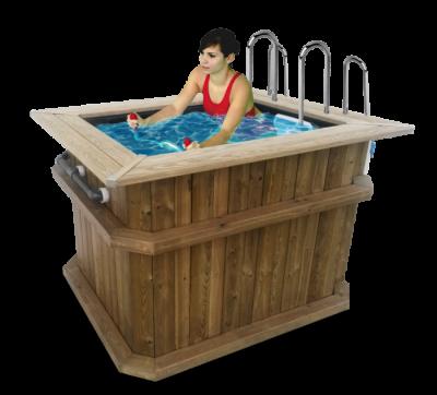 WOOD BATH - Archimède