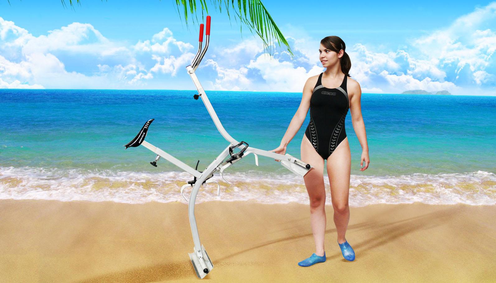 montage 2 beach bike