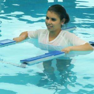 reeducation en piscine